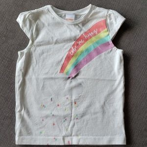 NWOT 🌈 color me happy tee